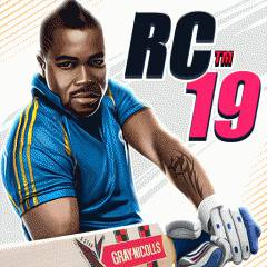 Real Crcket 19 Icon