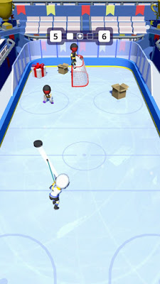 Happy Hockey Apk Free Unlimited Golds/Coins on Android Game