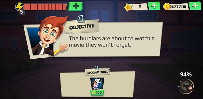 Scary Robber Home Clash Mod (unlimited money) APK
