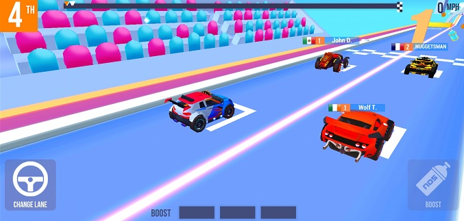 SUP Multiplayer Racing Mod (unlimied money) APK