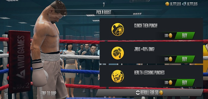 Real Boxing 2 Mod (unlimited money) APK