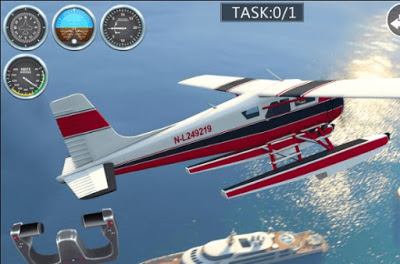 Airplane: Real Flight Simulator Unlimited Golds/Coins Apk Mod Free