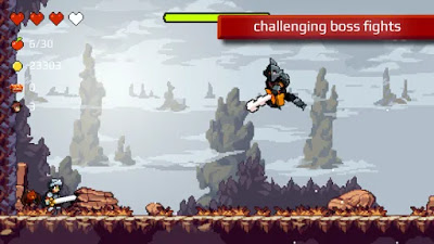 Apple Knight: Action Platformer Unlimited Golds/Coins Apk+Data Free on Android