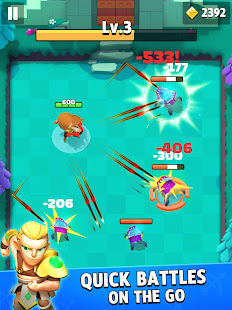Archero Apk Mod Free Unlimited Golds/Coins on Android