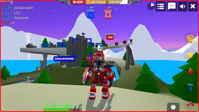 Armored Squad: Mechs vs Robots Apk Unlimited Golds/Coins Mod Free on Android
