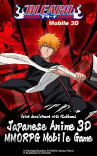 BLEACH Mobile 3D Apk Unlimited Golds/Coins Free on Android Game