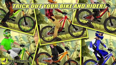 Bike Mayhem Mountain Racing Unlimited Golds/Coins Apk Free on Android