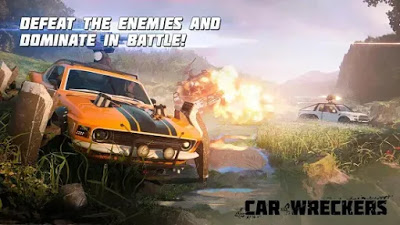 Car wreckers Apk Free Unlimited Golds/Coins on Android Game