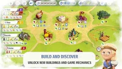 Charterstone: Digital Edition Unlimited Golds/Coins Apk+Data Free on Android