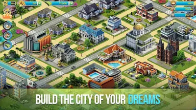 City Island 3 Building Sim Apk Unlimited Golds/Coins Mod Free on Android