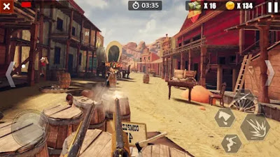 Cowboys adventure Apk Unlimited Golds/Coins Free on Android