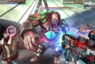 DEAD TARGET: Zombie Apk+Data Free Unlimited Golds/Coins on Android Game