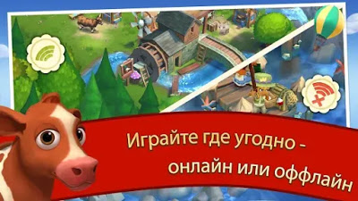 FarmVille 2 Country Solitude Apk Mod Unlimited Golds/Coins