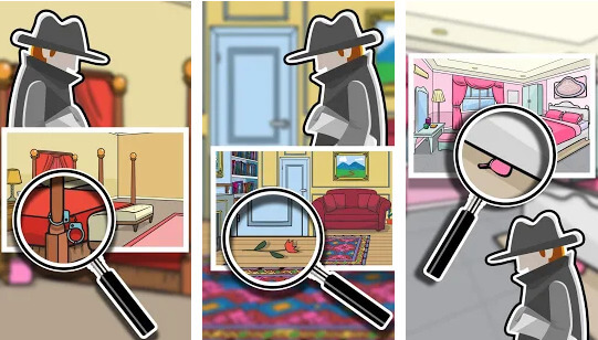 Find The Differences The Detective Mod Apk