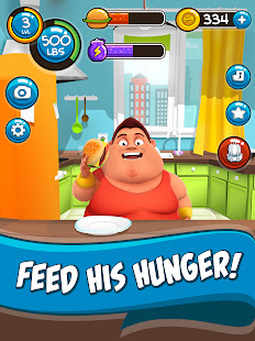 Fit the fat 2 Apk Free on Android Game Unlimited Golds/Coins