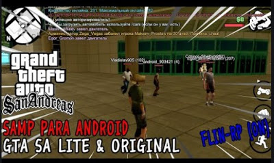 Grand Theft Auto: SAMP by Flin RP Unlimited Golds/Coins Apk Free on Android