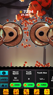 Idle Mine Crusher Unlimited Golds/Coins Apk Free