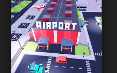 Idle Plane Game – Airport Tycoon Apk Free Unlimited Golds/Coins