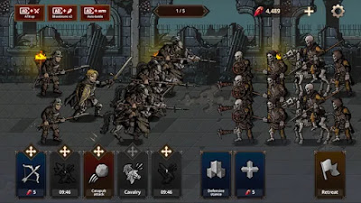 King's Blood: The Defense Unlimited Golds/Coins Apk Free