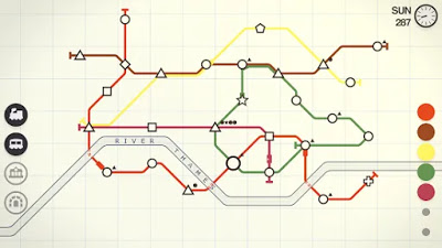 Mini metro Apk Mod Free Unlimited Golds/Coins on Android Game