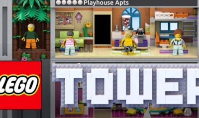 Lego tower Apk Mod Free on Android Unlimited Golds/Coins