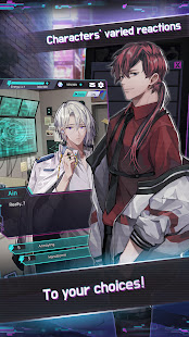 Mayday Memory: CHOICE SF Otome Unlimited Golds/Coins Apk