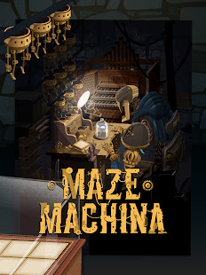 Maze Machina Apk Free Unlimited Golds/Coins on Android