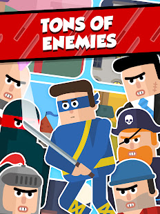 Mr Ninja – Slicey Puzzles Unlimited Golds/Coins Apk Free