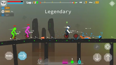 Mr Stick: Epic Survival Apk Unlimited Golds/Coins Free on Android