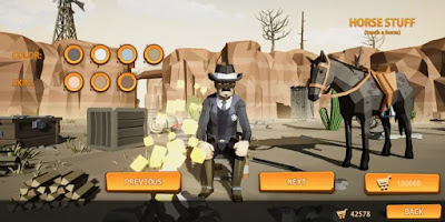 Outlaw! Wild west cowboy Unlimited Golds/Coins Apk Free on Android