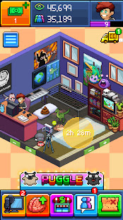 PewDiePie's Tuber Simulator Unlimited Golds/Coins Apk Mod+Data Free
