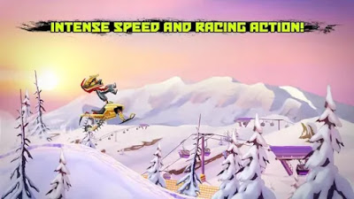 Sled mayhem Apk Free Unlimited Golds/Coins on Android Game