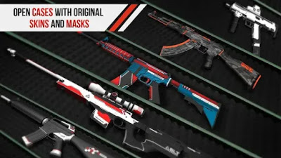 Standoff Multiplayer Apk+Data Unlimited Golds/Coins Free on Android