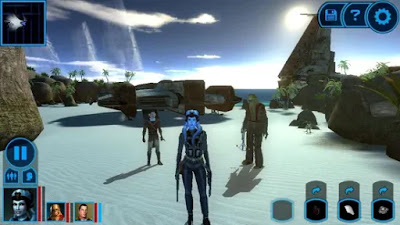 Star Wars: KOTOR Apk Mod+Data Free Unlimited Golds/Coins on Android Game