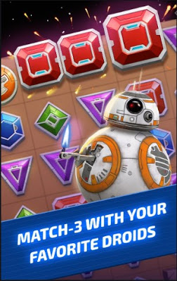 Star Wars: Puzzle Droids Apk+Data Unlimited Golds/Coins Free on Android