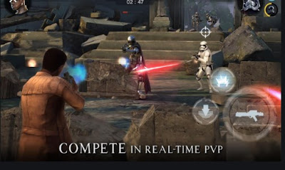 Star Wars: Rivals Apk Free Unlimited Golds/Coins on Android Game