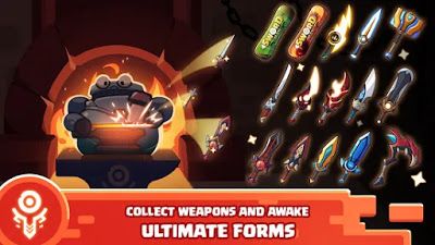 Swordman: Reforged Apk Mod Unlimited Golds/Coins Free on Android Game