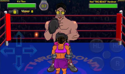 Throwdown Boxing 2 Unlimited Golds/Coins Apk Free