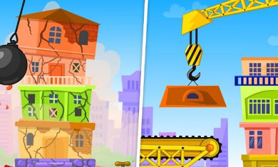 Timber roller Apk Free on Android Unlimited Golds/Coins
