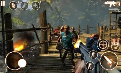 Zombie Hunter 2019 – The Last Battle Unlimited Golds/Coins Apk Mod Free on Android