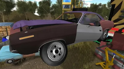 Fix My Car: Classic Muscle 2 Apk Unlimited Golds/Coins Free on Android Game