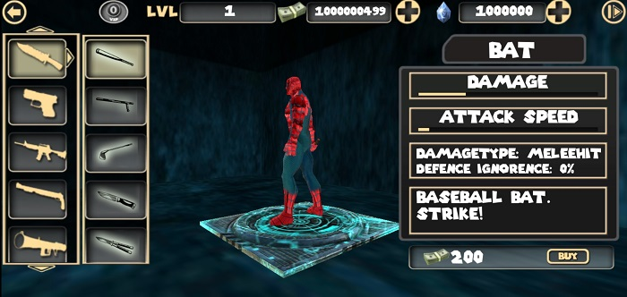 Spider Rope Hero: Vice Town Mod (unlimited money) APK