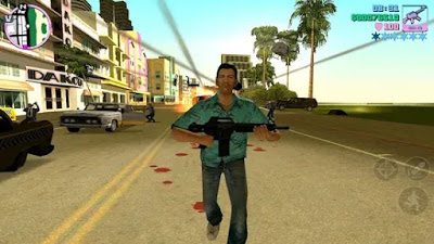 Grand Theft Auto: Vice City Apk Unlimited Golds/Coins Mod+Data