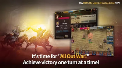 Romance of the Three Kingdoms Unlimited Golds/Coins Apk+Data