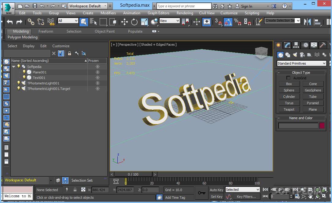 Autodesk 3ds Max cracked