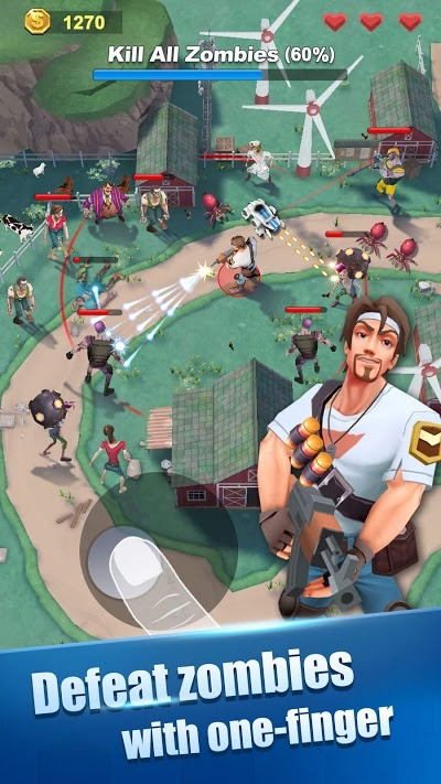 Image result for Mow Zombies Mod Apk (Unlimited Money)