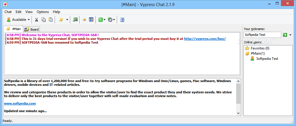 Vypress Chat CRACKED FREE