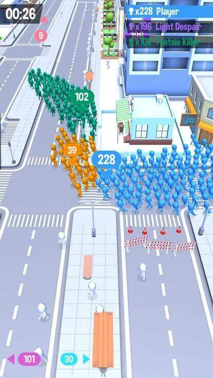 crowd city gameplay first
