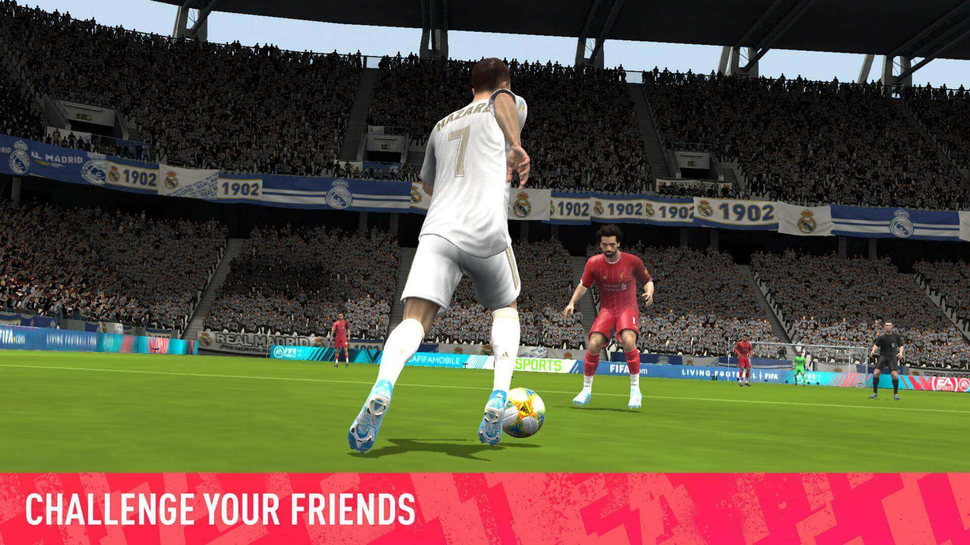 fifa soccer gameplay first