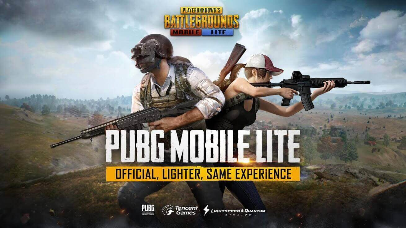 pubg mobile lite gameplay first